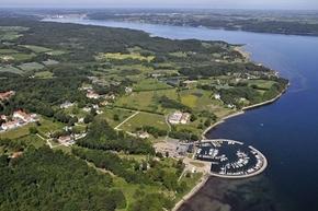 Lejlighed uden bopælpligt ved Vejle Fjord