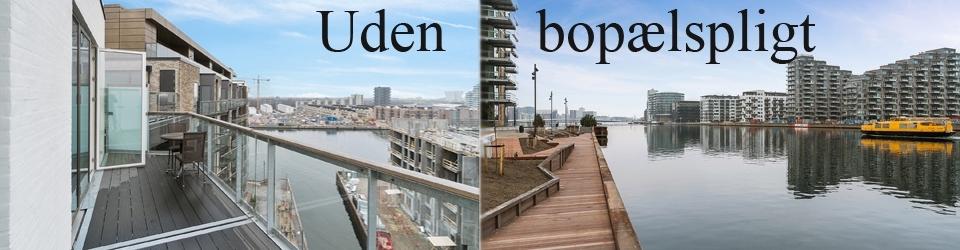Penthouse i København uden bopælspligt